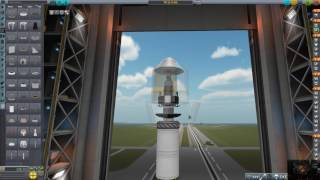 Kerbal Space Program: The Science of Everything [23] (Polar Probe Lander-1)