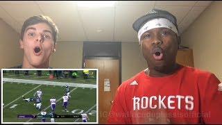 Vikings vs. Eagles | NFL NFC Championship Game Highlights - REACTION | Nick Foles You Legend!!!