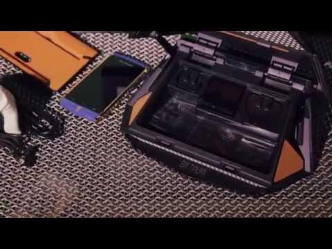 Unboxing the $6000 Tonino Lamborghini phone