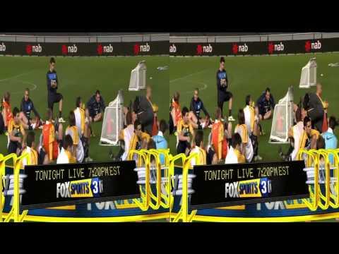 3D Fox Sports HD Promo