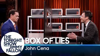Box of Lies with John Cena