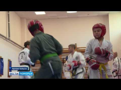 Архангельские тхэквондисты готовятся к крупным соревнованиям в Южной Корее