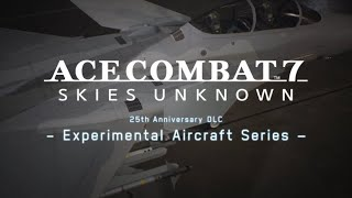 Experimental Aircraft Announcement Trailer preview image