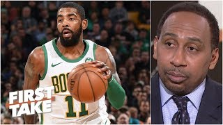 Raptors are only threat to Celtics in the East - Stephen A. | First Take