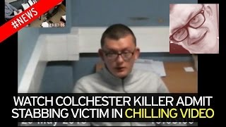 Britain's Youngest Serial Killer James Fairweather, 15, Murdered James Attfield and Nahid Almanea