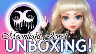 Lolita Swap Doll Unboxing: Moonlight Jewel Charlotte: The Cake Shop Lolita