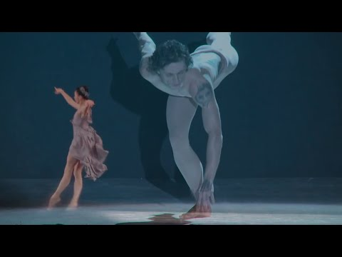 The tale of the dragon(starring N. Osipova, S. Polunin :)