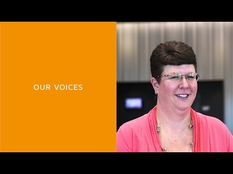 """Our Voices - Laura Light, """"Trusted relationships"""""""