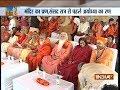VHP holds rally in Delhis Ram Leela Maidan for Ram Temple construction in Ayodhya