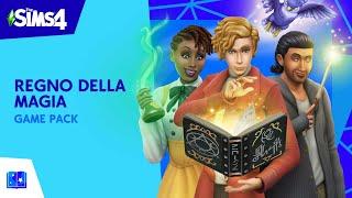 The Sims 4 Regno della Magia - Trailer ufficiale