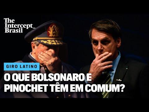 Bolsonaro pode repetir Pinochet e ser processado fora do país