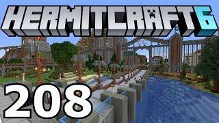 Hermitcraft 6: Con Corp Connection! (Minecraft 1.14.4 Ep.208)