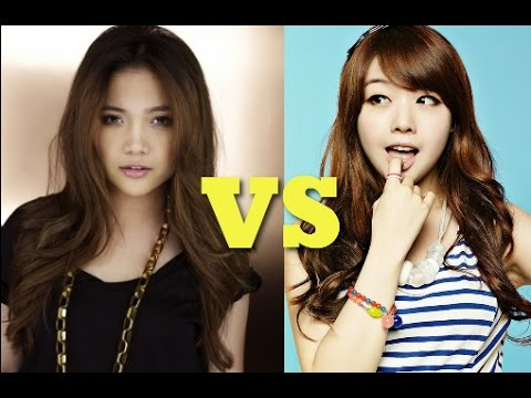 Philippines vs Koreans Vocal battle High Notes!