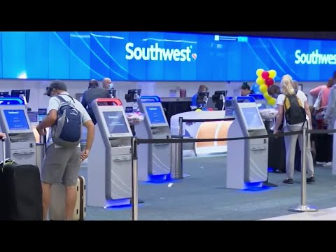 Temporary nationwide ground stop lifted for Southwest Airlines after computer issue