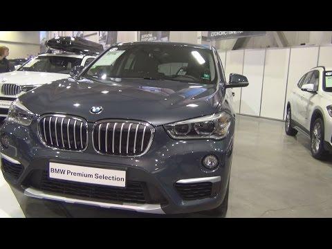 BMW X1 xDrive 20d Atlantic Grey (2016) Exterior and Interior in 3D