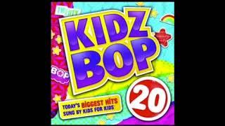 Kidz Bop 20 Kids 2011 CD--GilvaSunner