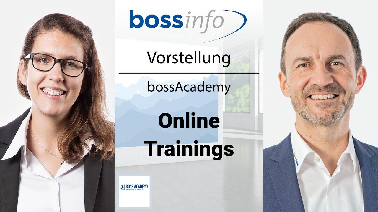 Online Trainings bossAcademy