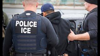Ông Donald Trump Bắt Đầu Truy Quét 11 Triệu Người Nhập Cư Khỏi Nước Mỹ