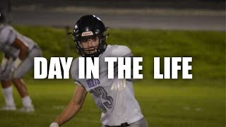Day in the Life of a D2 Football Player (Offseason)