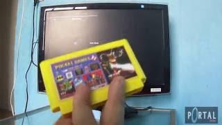 Cartucho Poket Games 150 in 1 NES / Famicom (clones 8 bits) Melhor coletânia