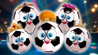 dedo familia del fútbol   dedo familia canción   rimas infantiles   Soccer Finger Family   Kids Song