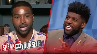 Acho & Thompson on Lakers loss vs Nuggets in GM 3, good challenge for LA   NBA   SPEAK FOR YOURSELF