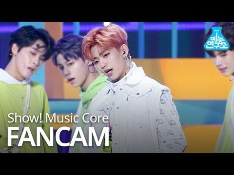 [예능연구소 직캠] 1THE9 - Spotlight (JUNGJINSUNG), 원더나인 - Spotlight (정진성) @Show Music core 20190413