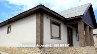 Tencuiala Decorativa Modele.Tencuiala Decorativa Dekorativnaya Shtukaturka