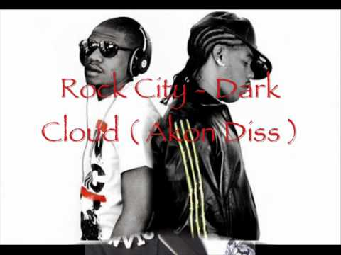 Rock City   Dark Cloud  Akon Diss