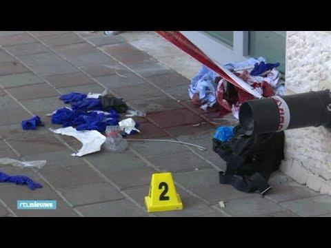 Palestijnse messentrekker neergeschoten na dodelijke steekpartij - RTL NIEUWS