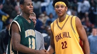 Lebron James vs Oak Hill Academy