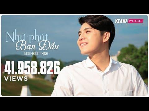 Như Phút Ban Đầu   Noo Phước Thịnh   Official MV 4K   Nhạc trẻ hay mới nhất