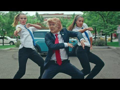 ScottDW's Epic Trump vs. Clinton Dance-Off | What's Trending Now