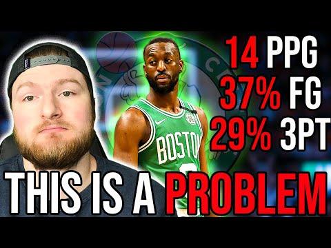 The Boston Celtics Have A Kemba Walker Problem