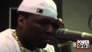 50 Cent Talks Beefing & Killing
