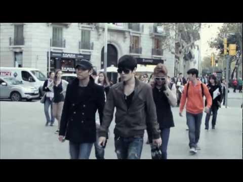JYJ in Europe_Making Film