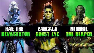 Why did they Change? Raid Shadow Legends