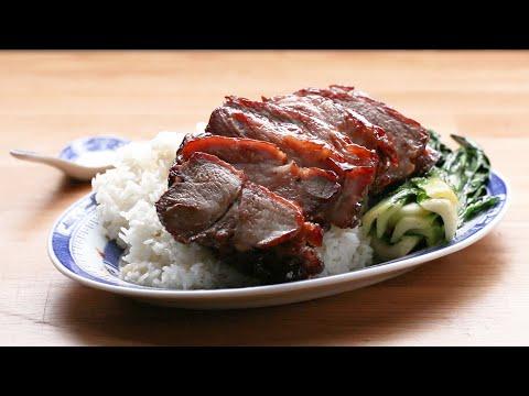 Roasted Honey Barbecue Pork (Char Siu)
