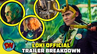 Loki Official Trailer Breakdown in Hindi | DesiNerd