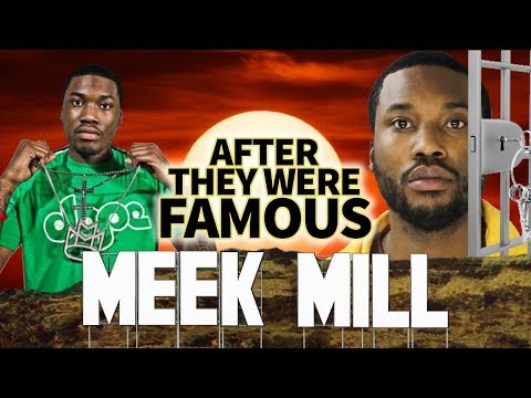 MEEK MILL - AFTER They Were Famous - Prison Sentence 2017 Jail