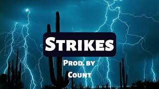 "(FREE FOR PROFIT USE) Anxious RICH THE KID x Trippie RED type Beat ""Strikes"" (Prod. by Count)"