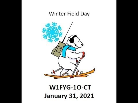 CQ Winter Field Day 2021
