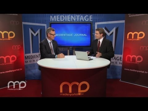Journal:  Auftakt und Highlights der Medientage 2012
