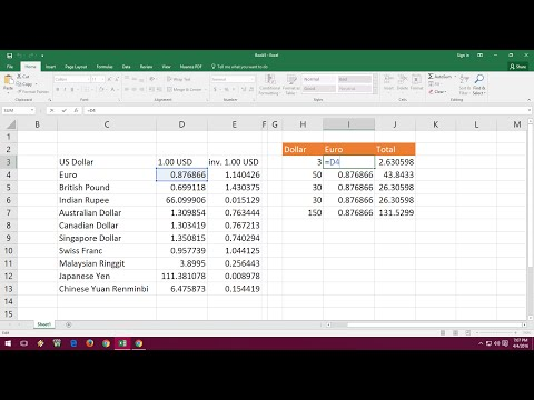 Free historical forex data excel