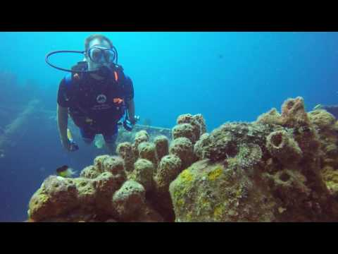 Wreck Diving - St Lucia