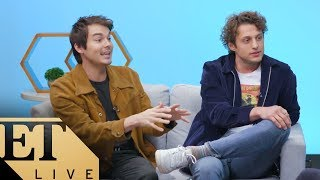 Live With Roswell, New Mexico's Tyler Blackburn & Michael Vlamis