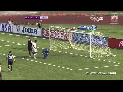 MNT vs. Honduras: Tim Howard Save - Feb. 6, 2013 - YouTube