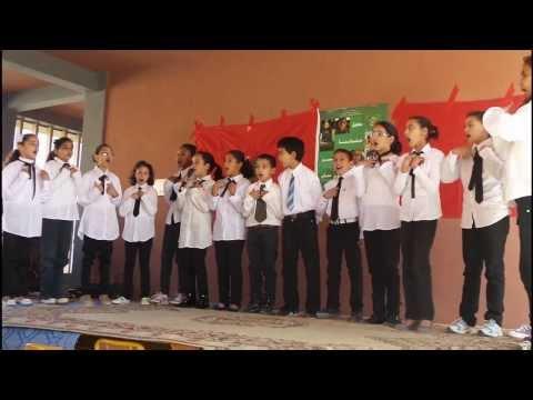 مدرسة العرفان تحتفل بيوم السلامة الطرقية