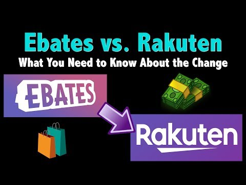 Ebates vs Rakuten — 5 Things to Know About the Cashback App's Rebranding
