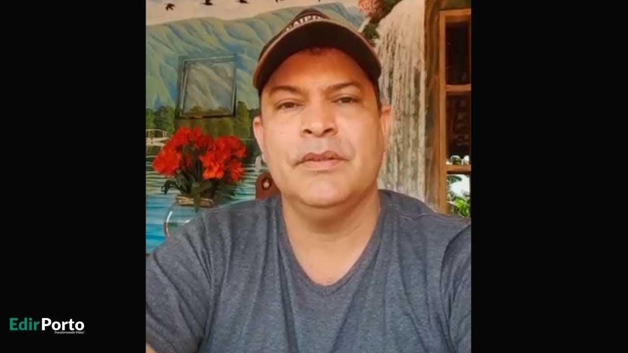 Pedro Magalhães gerente da loja [PLANETA]